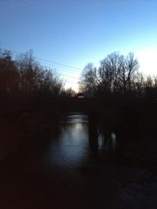Stone Bridge at Manassas Battlefield.