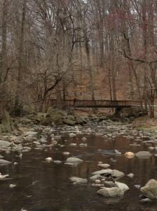 Bridge over stony Creek.