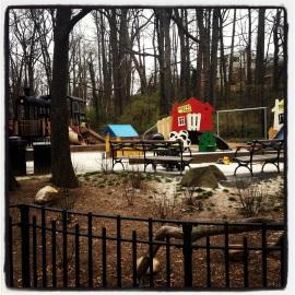 Final park at Bluemont