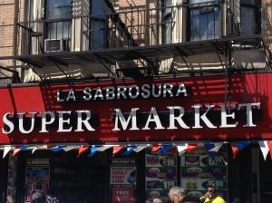 Latin Super Market.