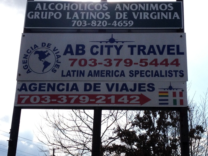 Community Members can go to AA in Spanish.
