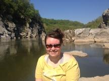 Me at Great Falls.