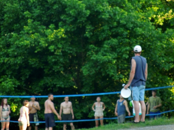Believe it or not, the game attracted a lot of male players.