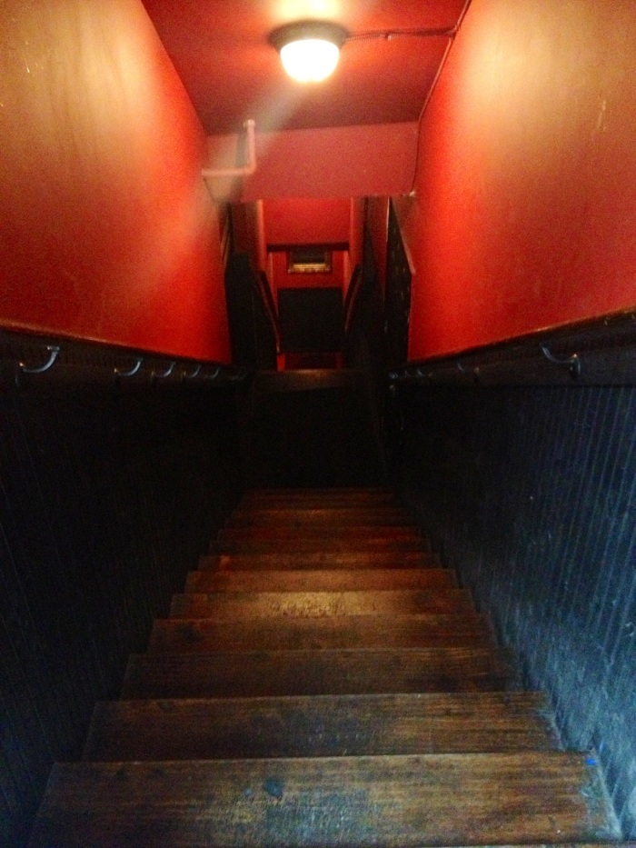 DC 9 staircase