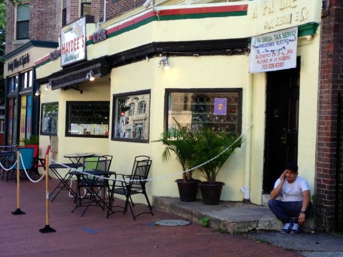 Haydee's Restaurant in Mount Pleasant.
