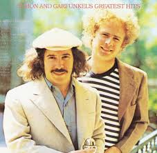 Simon and Garfunkel's Greatest Hits. Cortesty of proseworks.blogspot.com