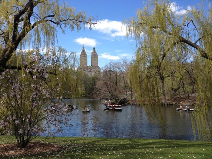 New York's Central Park.
