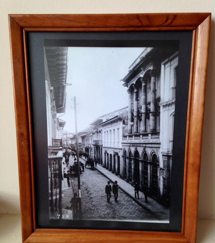 El Centro, 102 years ago.