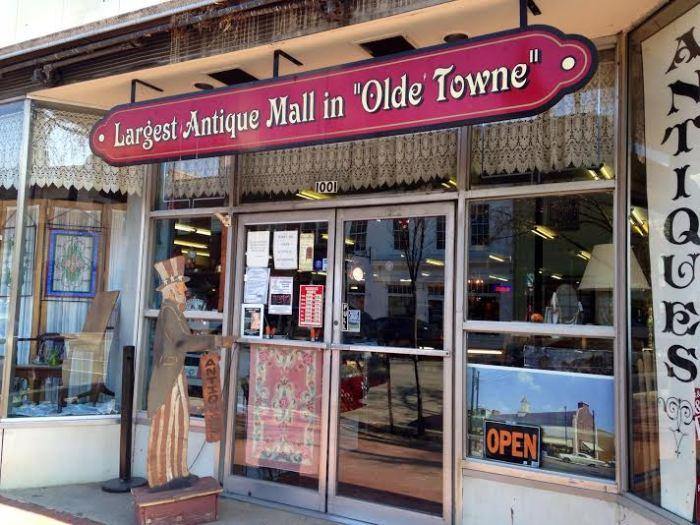 Fredericksburg Antique Store