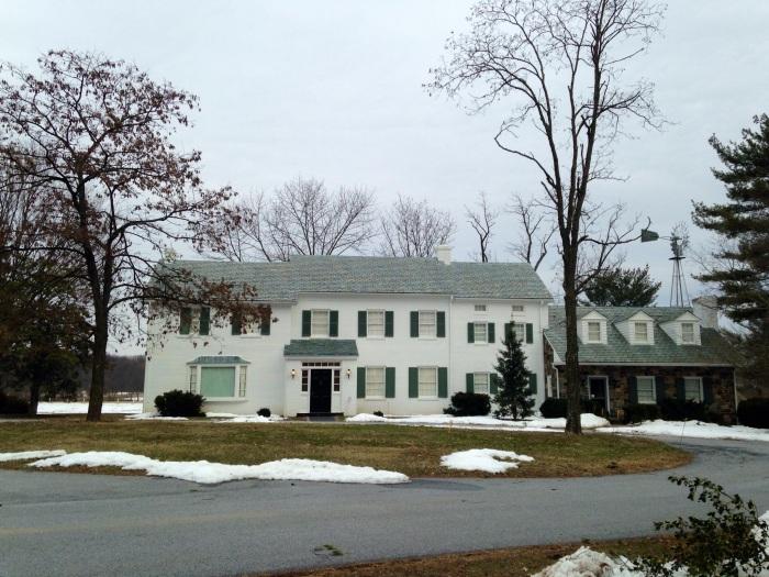 Gettysburg IKE House