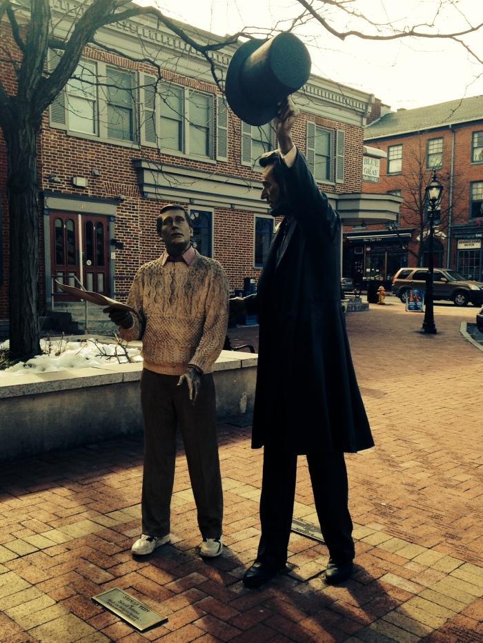Gettysburg town 4