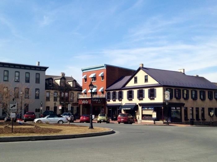gettysburg town 5