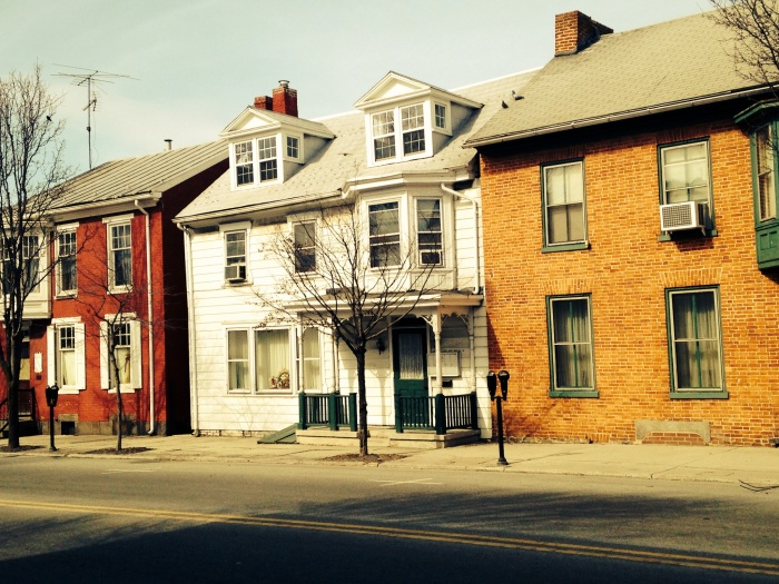 Gettysburg town 9