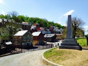 Lower Harpers Ferry.