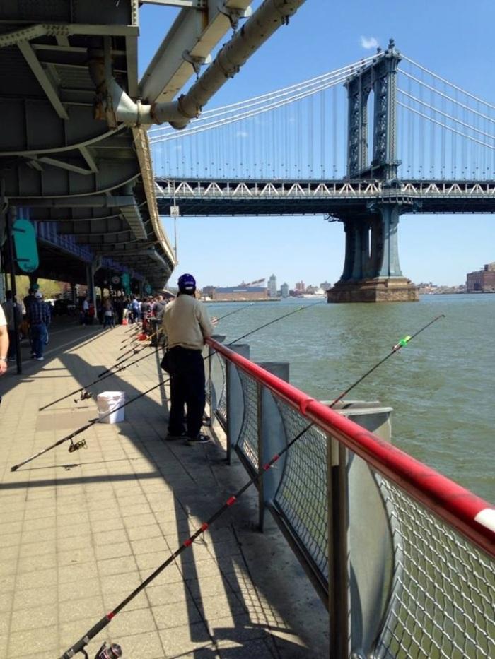 NYC FISHING