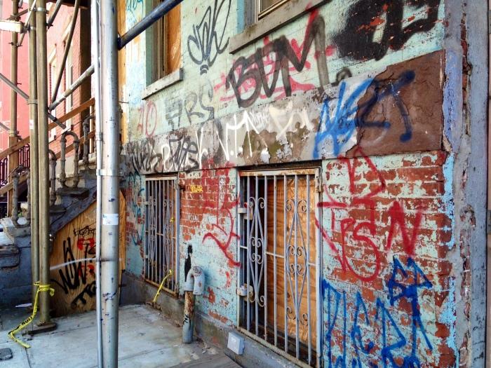 NYC grafitti 2