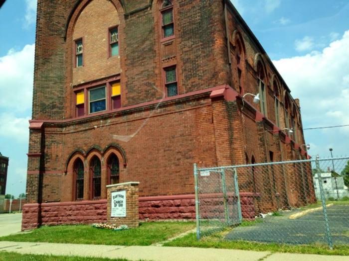 Decay church