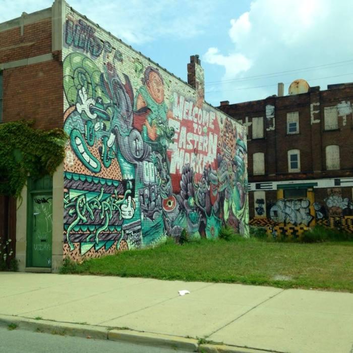 Decay grafitti 4