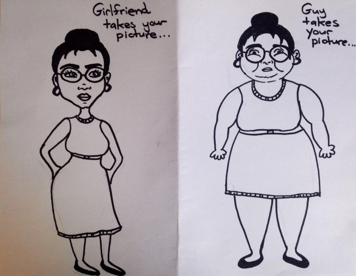 girl vs. guy
