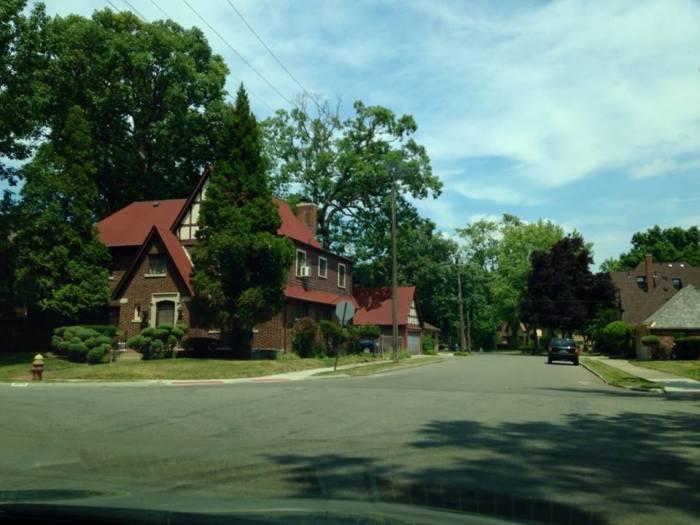 Neighborhoods Sherwood Forest