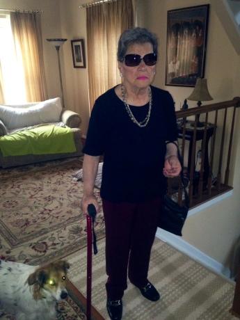 Not your average grandma.