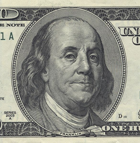 Thank you, Ben Franklin, for all that you did.