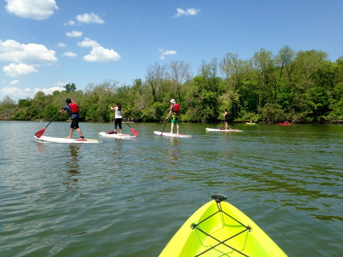 Kayaking 3