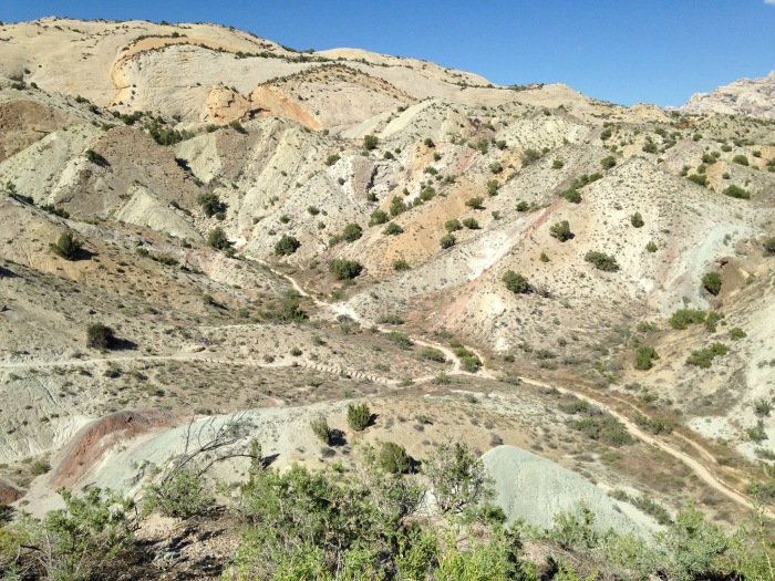 Beige Hill