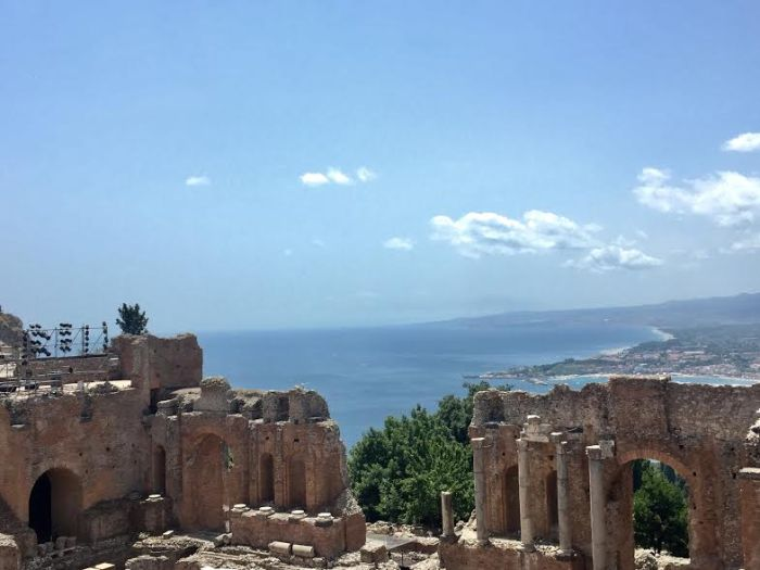 Greek Theater Taorima