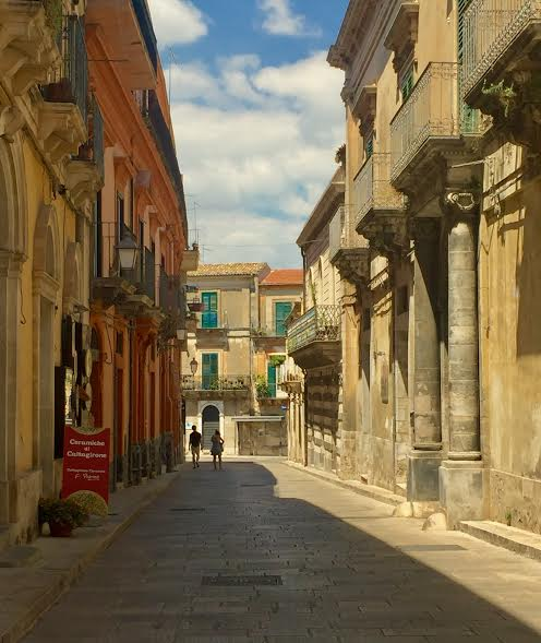Old town ragusa 1