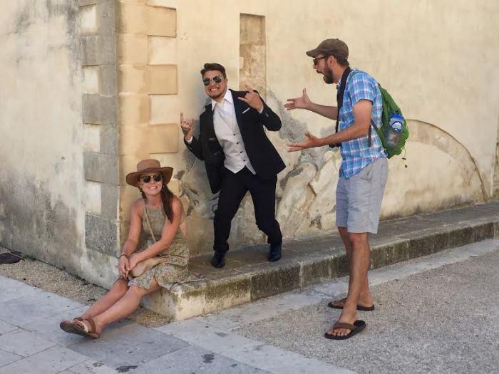 Random guy in Ragusa