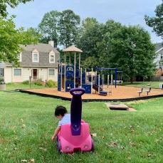 Deergate playground 2