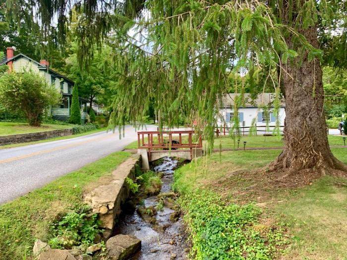 Bath County Warm Springs