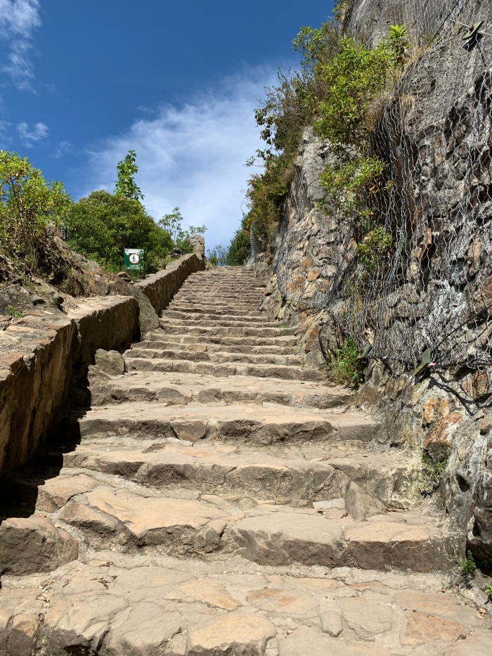 Colombia_Monserrate_Stairs