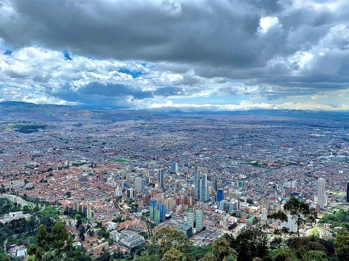 Colombia_ViewMonserrate